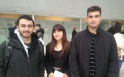 Marketina zikloko ikasle bat Erasmus+ programan parte hartuko du
