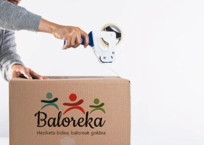 Baloreka Logoa