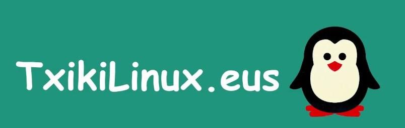Praktikak TxikiLinux-en