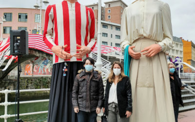 Praktikak San Frantzisko, Bilbao Zaharra eta Zabalako merkatarien eta enpresen elkartean